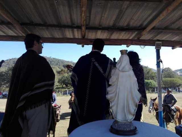 Emocionante inicio de las Fiestas Patronales en Villa Allende 26