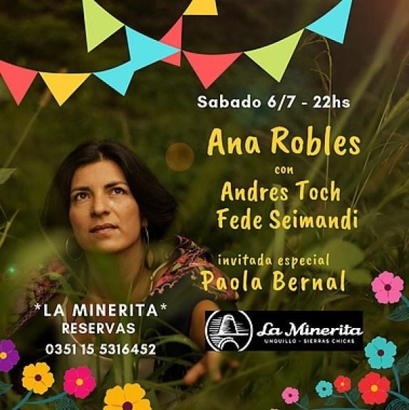 Ana Robles en Unquillo 2