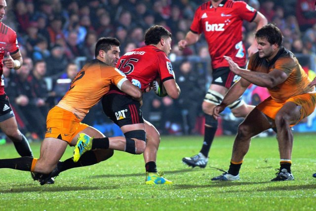 Derrota de los Jaguares: se quedaron con el segundo puesto del Super Rugby 2
