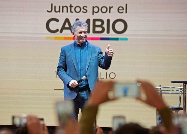 """Macri en Córdoba: """"Estamos listos para emprender la época más grandiosa de nuestro país"""" 1"""