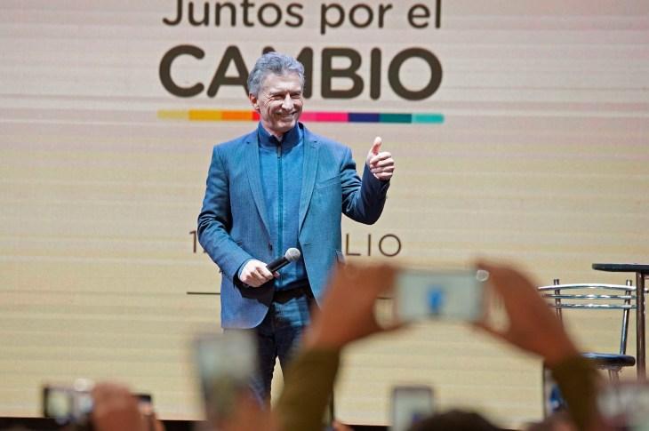 """Macri en Córdoba: """"Estamos listos para emprender la época más grandiosa de nuestro país"""" 6"""