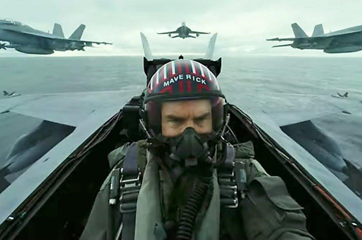 """""""Top Gun 2"""" ya tiene trailer y está Tom Cruise 9"""