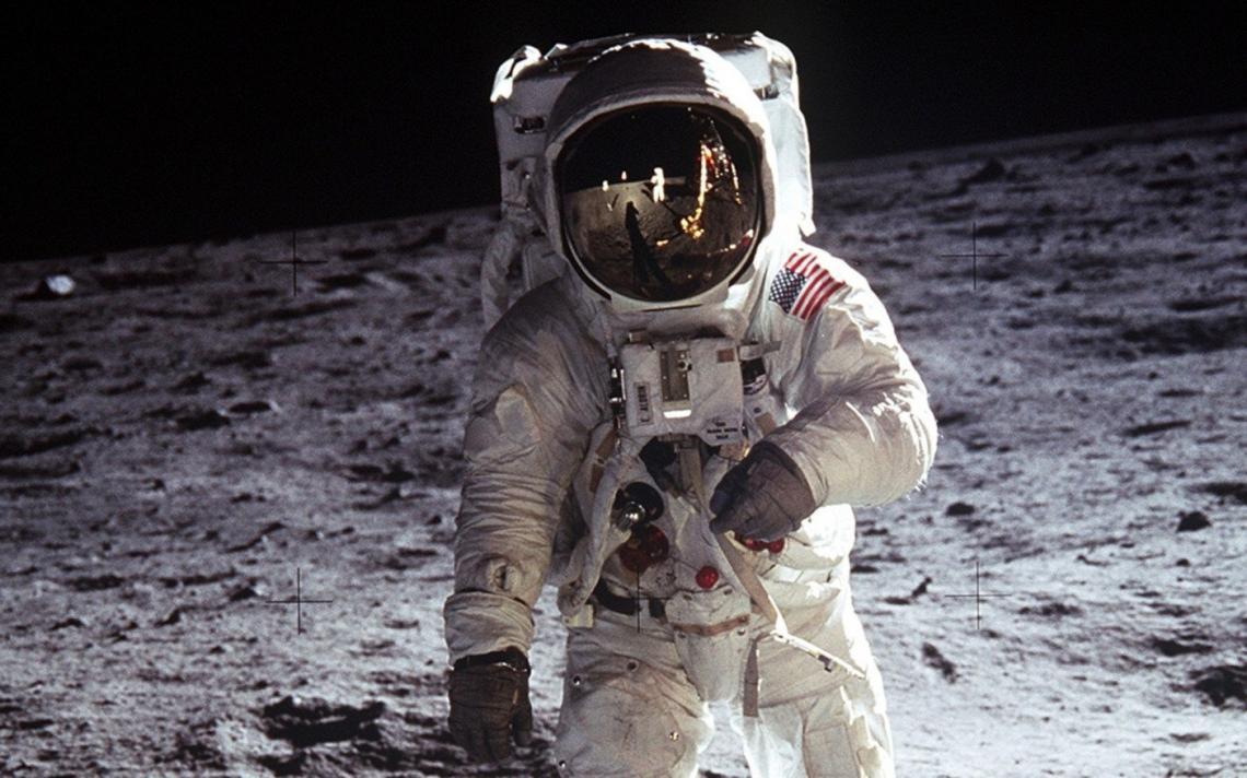 50 años de la llegada del hombre a la Luna 3