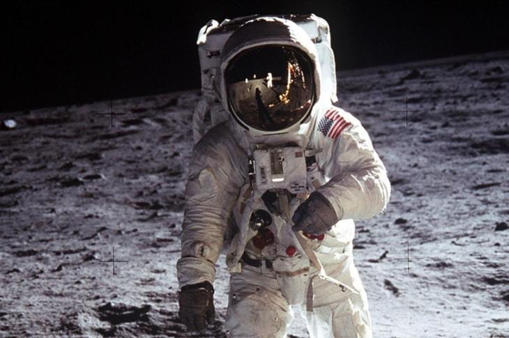 50 años de la llegada del hombre a la Luna 1