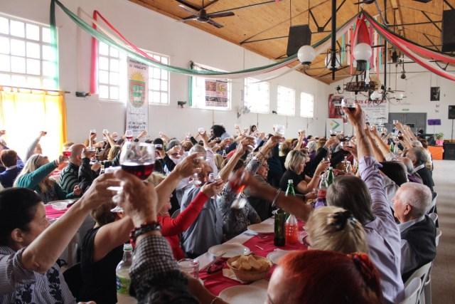 16º Fiesta de las Pastas Caseras en Colonia Caroya 1