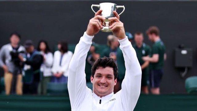 Wimbledon es de Gustavo Fernández 9