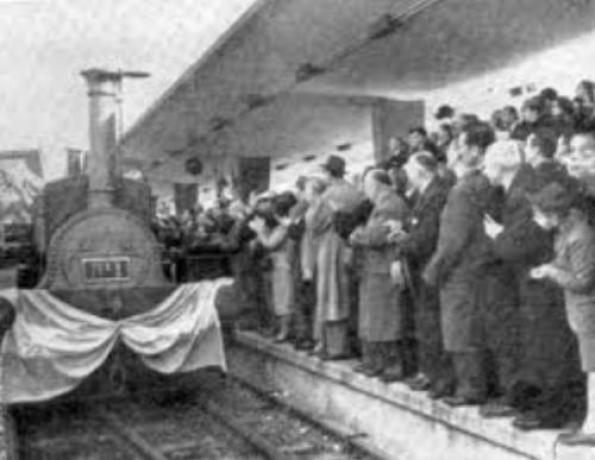 30 de agosto, Día de los ferrocarriles argentinos 1