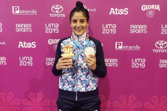 Lima 2019: Dayana Sánchez es medalla de plata 2
