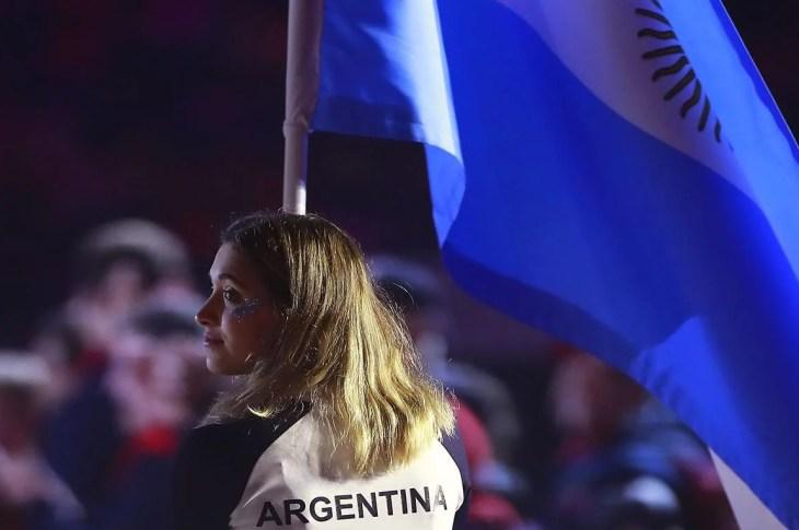 Panamericanos: Argentina bañada en oro 7