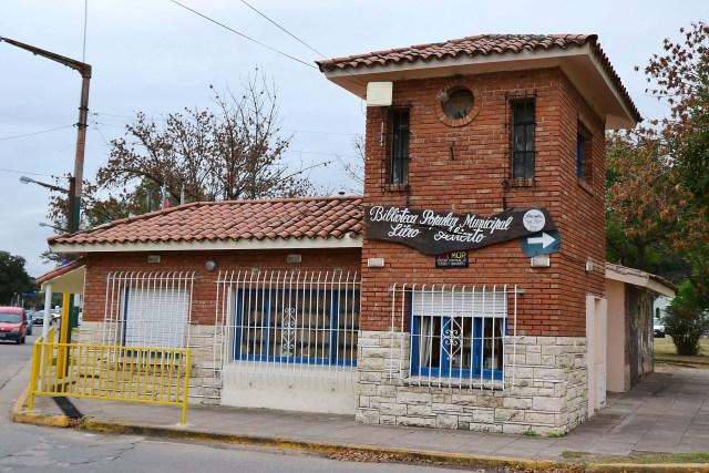 """Las """"Historias de Villa Allende"""" en formato de charla 1"""