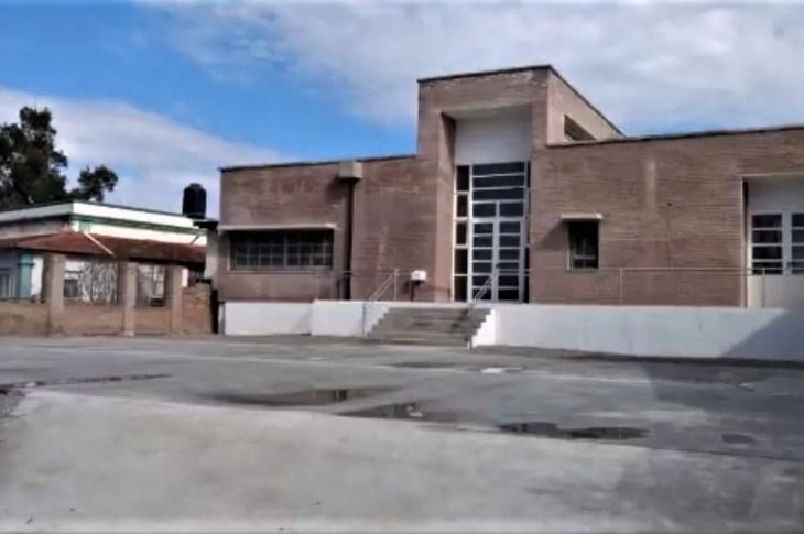 Escuela Morzone: un adelanto de las nuevas instalaciones 2