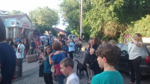 Colegio Morzone: continúa el reclamo por la entrega del nuevo edificio 4