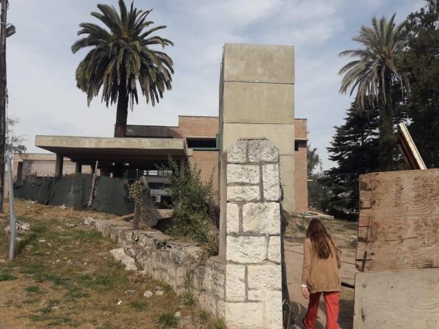 Colegio Morzone: continúa el reclamo por la entrega del nuevo edificio 18