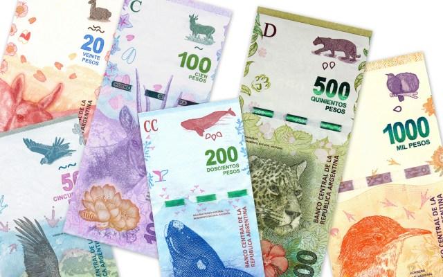 En el 2020 el billete de cinco pesos desaparecerá 2