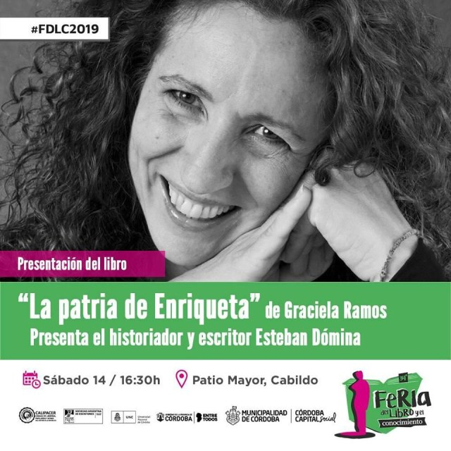 "Graciela Ramos: ""La novela es una forma de enriquecer la historia"" 5"
