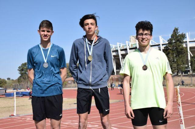 Provincial de atletismo: los clasificados a los Juegos Evita 4