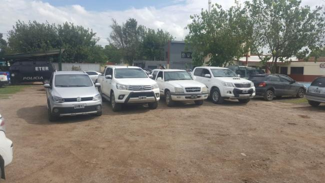 Desarticularon una banda que robaba autos de alta gama 2