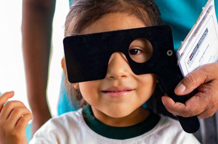 OMS: casi la mitad de los 2200 millones de casos de ceguera podrían haberse evitado 10