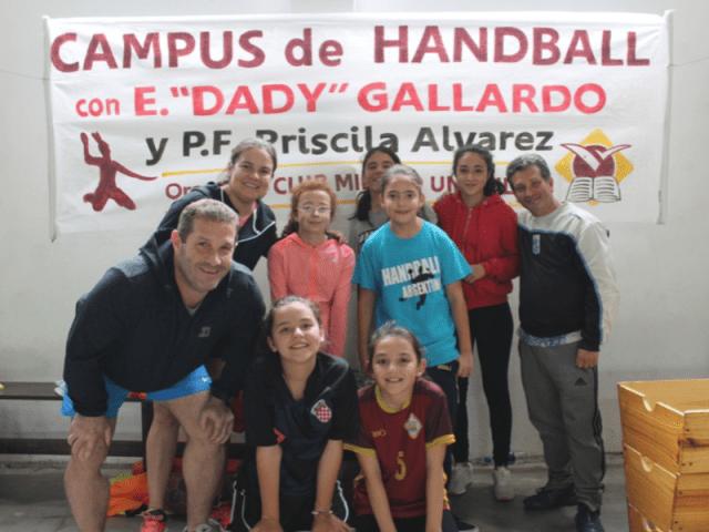 Familias unidas por el handball 38