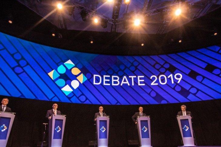 Primer Debate Presidencial 9