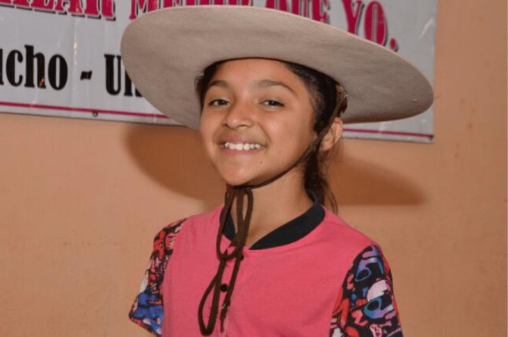 Valentina Moyano es Campeona Nacional del Malambo 3