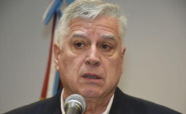 Río Ceballos recibió a Gutiérrez y Baldassi apuesta al corte de boleta 2