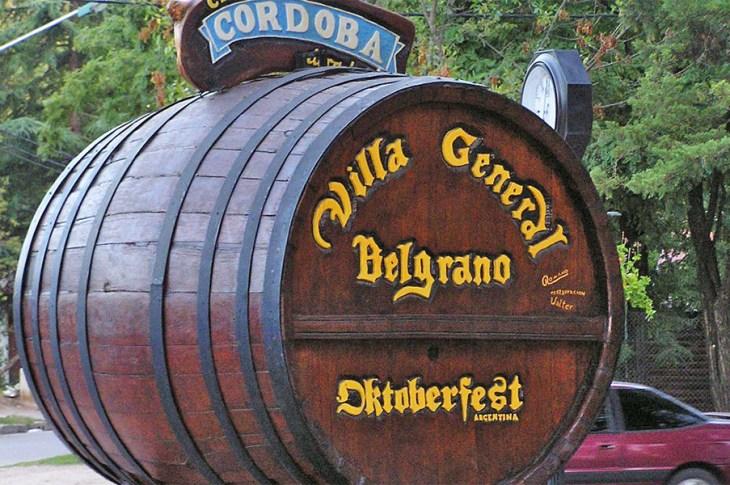Villa General Belgrano celebra 56 años de fiesta cervecera 11