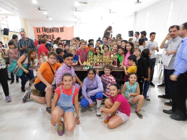 Gran éxito para la 6ta edición del Festival Provincial de Ajedrez más importante de Sierras Chicas 14