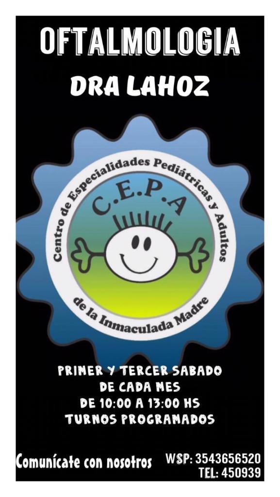 Certificados escolares: el Centro de Especialidades Pediátricas y Adultos de Río Ceballos informa sus novedades 30