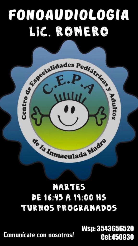 Certificados escolares: el Centro de Especialidades Pediátricas y Adultos de Río Ceballos informa sus novedades 37