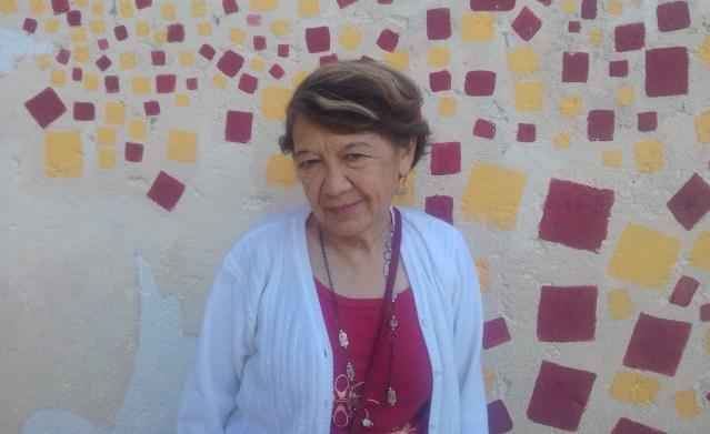 Margarita Peralta, de docente a poeta 9
