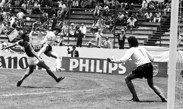 Buenos Aires: Fotografía de archivo del año 1986 de Diego Armando Maradona., quien cumple 60 años mañana. Foto: Archivo/Télam/cbri 29102020
