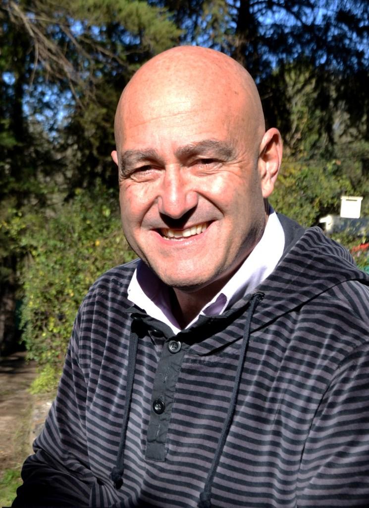 <strong><em>Norberto siempre tenía una sonrisa y la palabra justa para quienes lo necesitaban. </em></strong>Foto E. Parrau/El Milenio.