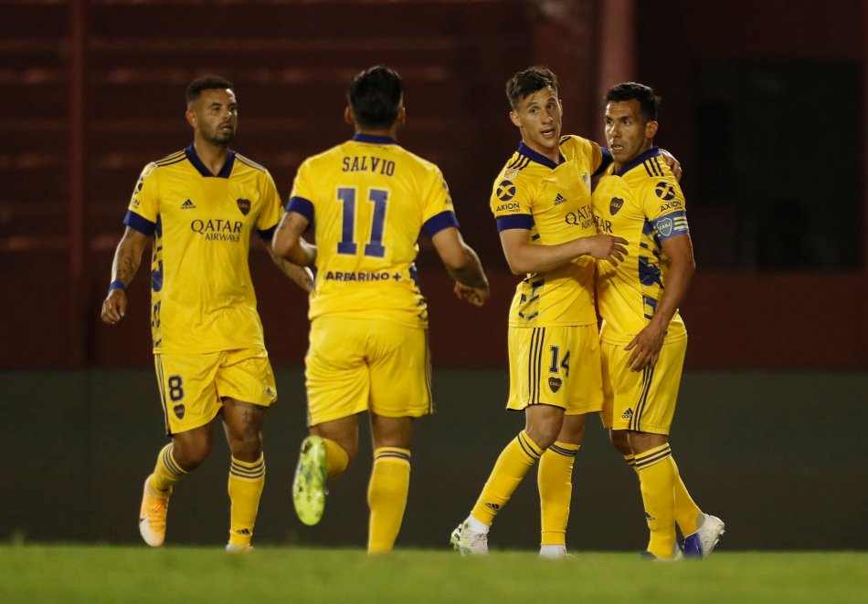 Foto gentileza Boca Juniors.