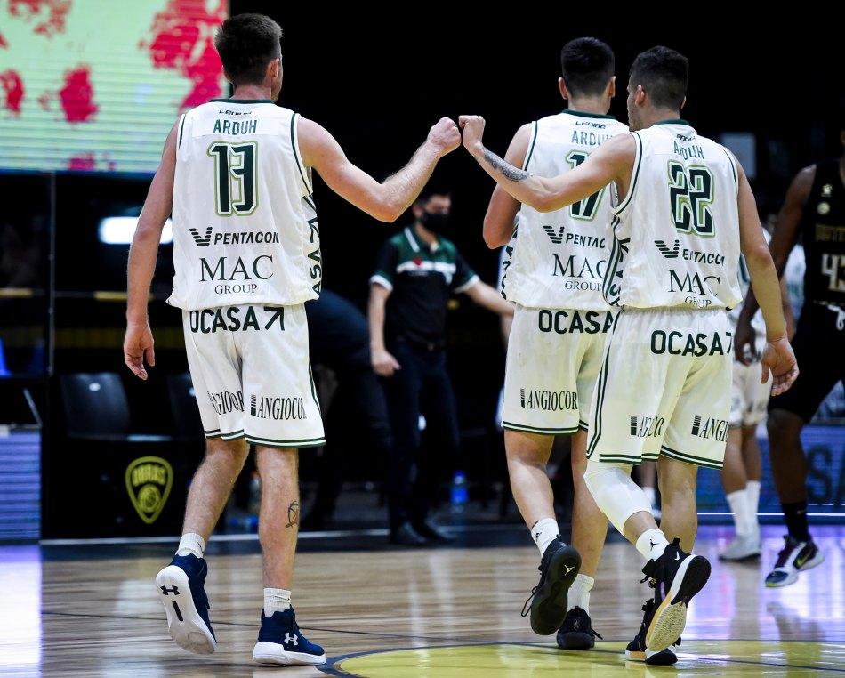 Foto La Liga de Básquet.