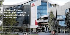 منحة جامعة جريفيث Griffith لدراسة بكالوريوس إدارة الأعمال في أستراليا