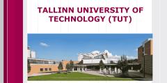 منحة جامعة تالين للتكنولوجيا لدراسة البكالوريوس والماجستير في إستونيا