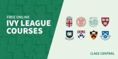 500 كورس مجاني عبر الإنترنت مقدم من أفضل الجامعات العالمية Ivy League