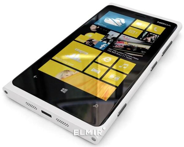 Мобильный телефон Nokia 920 Lumia White купить недорого ...