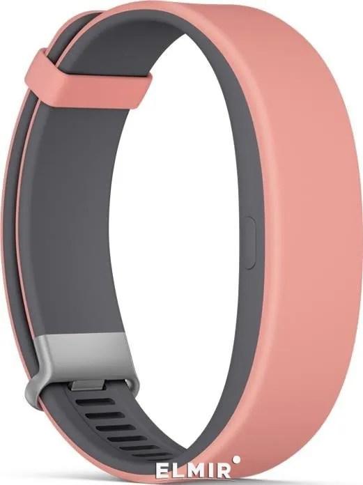 Ремешок для браслета Sony SmartBand 2 SWR122 Pink купить ...