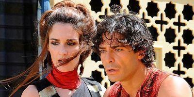 Paz Vega, mala maga televisiva en 'Las mil y una noches'.