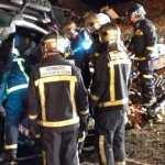 Menos accidentes de tráfico esta Semana Santa en Madrid