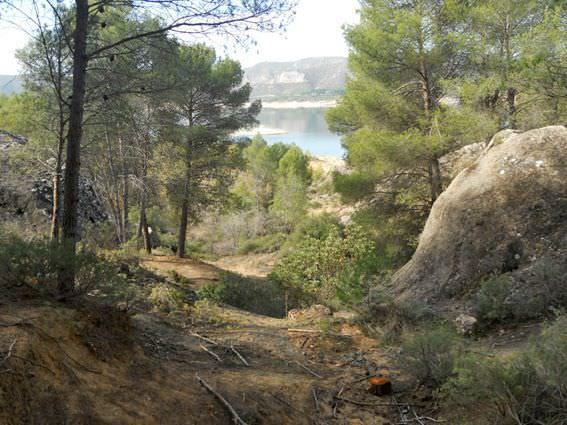 Ruta de las Caras: un paseo entre esculturas en la roca