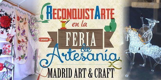 Los artesanos madrile os toman recoletos el mirador de madrid peri dico digital - Artesanos de madrid ...