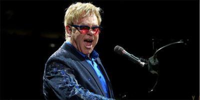 Elton John estrena una semana grande de música en Madrid.