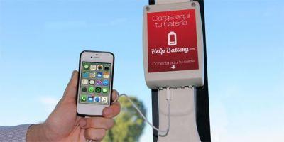 Los autobuses llevarán cargadores para móviles.