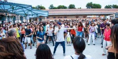La Plaza en Verano de Matadero se despide con conciertos y baile.