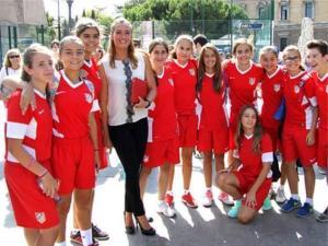 Colón es testigo de la Semana Europea del Deporte. Foto: CSD