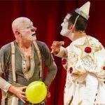 Homenaje a los payasos y al mundo del circo, en el Price