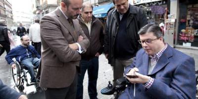 Nueva app para facilitar la vida a las personas con discapacidad.